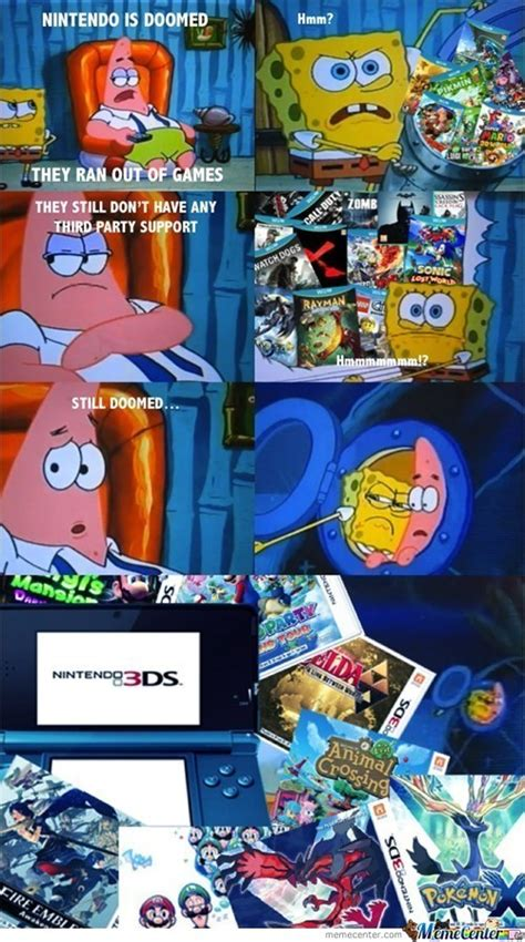 Nintendo Memes - nintendo will never die by pana90 meme center