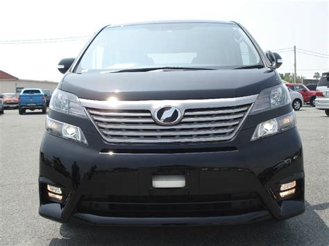 Toyota Vellfire Photo 2010 toyota vellfire photos 2 4 gasoline automatic for sale