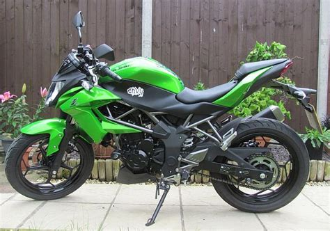 Review Kawasaki Z250sl by Kawasaki Z250sl Review Excellent Curb Weight Kg Zsl With