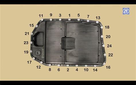 official zf transmission hp series service video jaguar