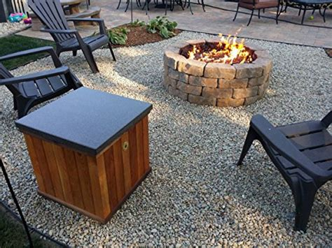 Create/ Convert Your Wood Fire Pit To Propane; Diy Propane