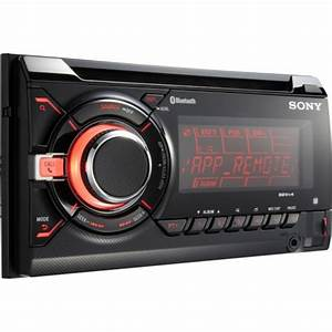 Auto Radio Sony : sony wx gt90bt double din car stereo radio with usb and bluetooth ebay ~ Medecine-chirurgie-esthetiques.com Avis de Voitures