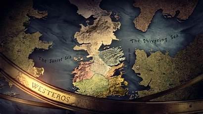 Thrones Map Concept Fanpop