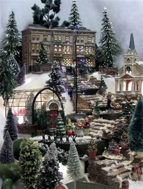 costco christmas village halloween holidays wizard