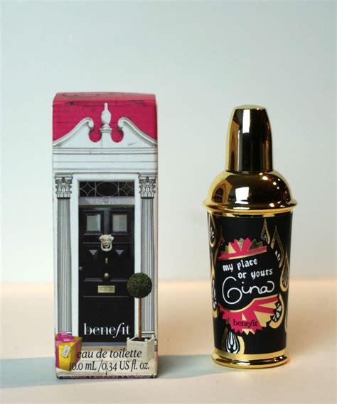 benefit perfume gina splash edt yours oz rare fl place mini