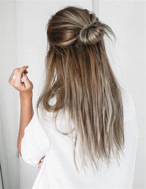 Easy Everyday Hairstyles by 6 5 Minute Hairstyles For Hair Beautiful On The