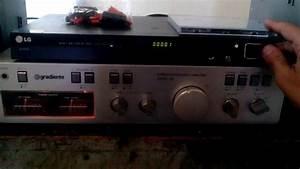 Amplificador Gradiente Model 126