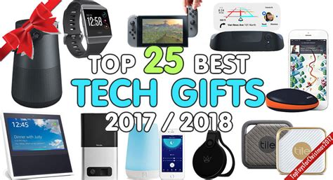 best tech gifts 2017 top electronic gifts for christmas