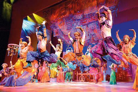 Aladdin DisneyMusical Hamburg 2015 MusicalWorld