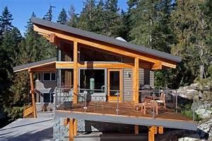 Whistler, slant roof chalet | Pacific Northwest Modern ...