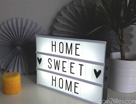deco home sweet home visite de mon home sweet home