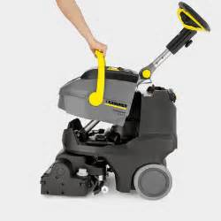 karcher scrubber dryer 350mm small pedestrian hire