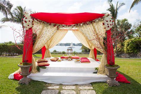 indian wedding mandap at atlantis in the bahamas shaadi