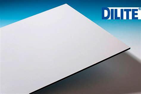 Verkleiden Welches Material by Dilite Alu Verbund Platten In Den St 228 Rken 4mm Sowie 6mm