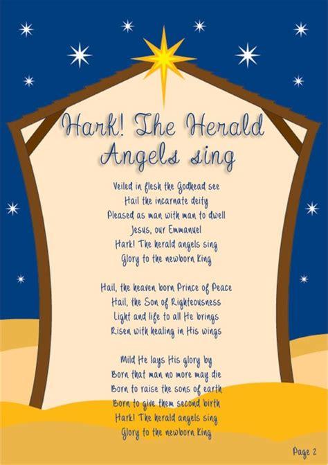 hark  herald angels sing parent