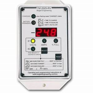 Trimetric 2030rv Battery Monitor