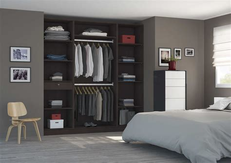 chambre a coucher adulte pas cher trendy cool armoire chambre bois moderne indogate meuble