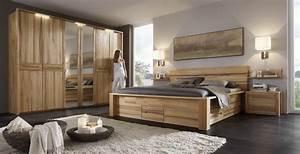 Schlafzimmer Set Günstig : schlafzimmer kernbuche ~ Markanthonyermac.com Haus und Dekorationen