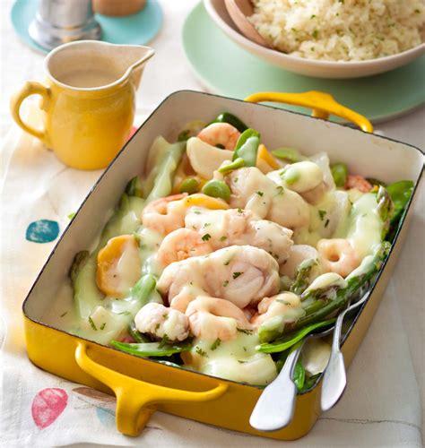 cuisine recette poisson blanquette de poisson au curry les meilleures recettes