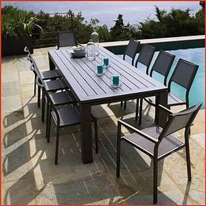 Table De Camping Pas Cher : ensemble table et chaise exterieur elegant ensemble table ~ Melissatoandfro.com Idées de Décoration