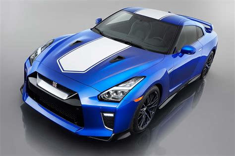 2020 Nissan Gt R by 2020 Nissan Gt R 50th Anniversary Edition Revealed At Nyias