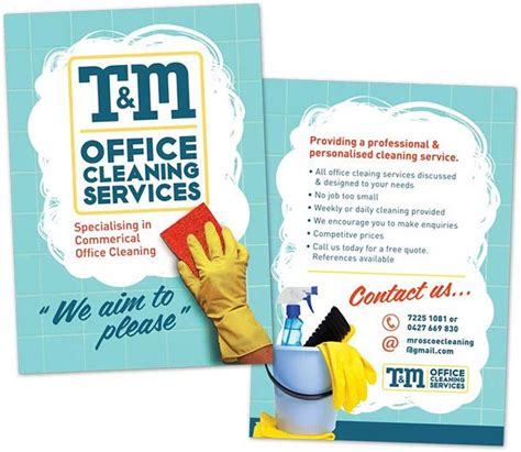 15 Cool Cleaning Service Flyers 10  Cleaning Service