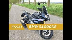 Essai De La Bmw S1000xr - Objectif Moto