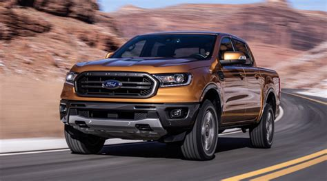 Introducing The Allnew 2019 Ford Ranger