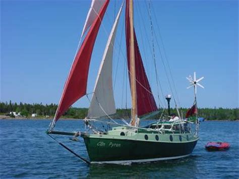 Getting Used To Living On A Boat by Wylo 2 Can Pyran Liveaboard Sailing Cruiser