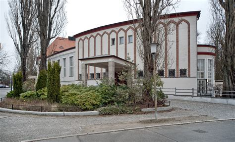 Harnack House  Offiziersclub Berlinde