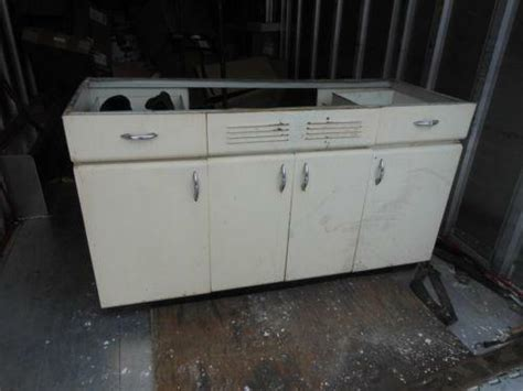 Vintage Steel Kitchen Cabinets For Sale by Retro Kitchen Cabinets Ebay