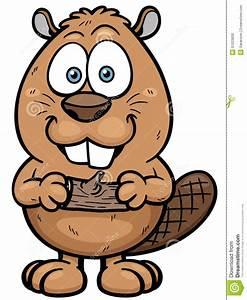 Beaver Stock Vector - Image: 51223830