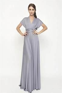 cobalt bridesmaid dresses 120 cool grey maxi convertible dress infinity bridesmaid dress lg 47 73 80 infinity dress