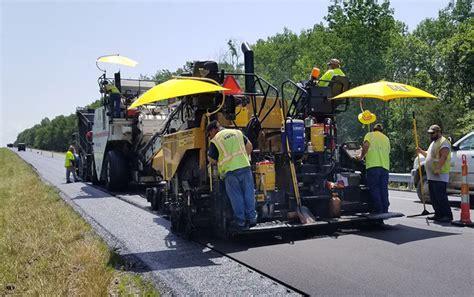 road construction gear lane report kentucky business