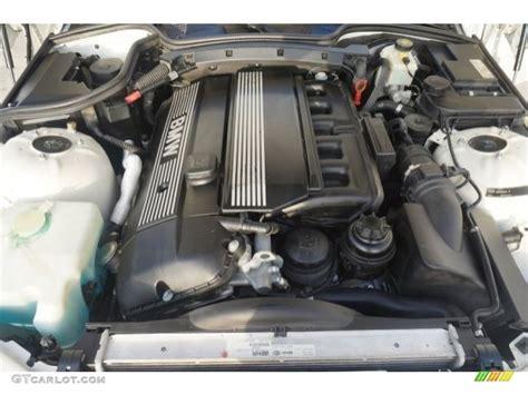 2001 Bmw Z3 2.5i Roadster Engine Photos