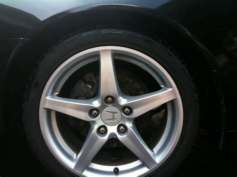 rsx type s rims pa 17 quot oem rsx type s wheels and tires 05 06 honda tech