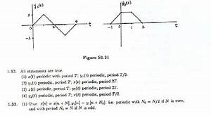 Signals And Systems Oppenheim Solutions Exponential And Sinusoidal Signals Chapter 1 4 Solutions