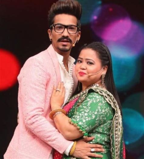 Comedian Bharti Singh, husband Harsh sent to 14-day ...