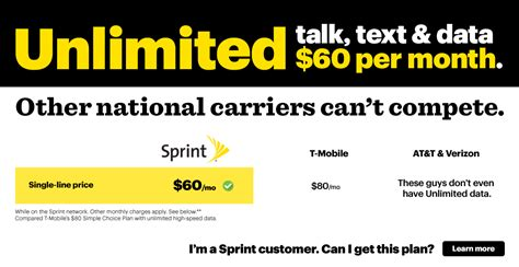 sprint iphone plan sprint launches new 60 unlimited plan iclarified