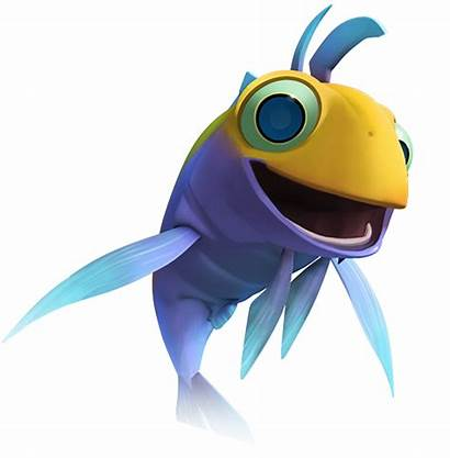 Jeffrey Deep Fish Fandom Thedeep Animated Pikachu