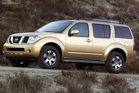 2005 Nissan Pathfinder Engine by Nissan Pathfinder Specs 2005 2006 2007 Autoevolution