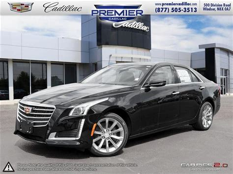 cadillac cts  turbo luxury   bw  sale