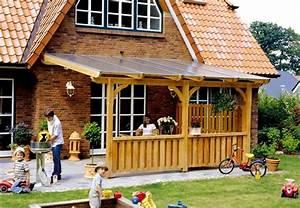 Terrassenüberdachungen Selber Bauen : terrassen berdachungen aus holz selber bauen land der ~ A.2002-acura-tl-radio.info Haus und Dekorationen