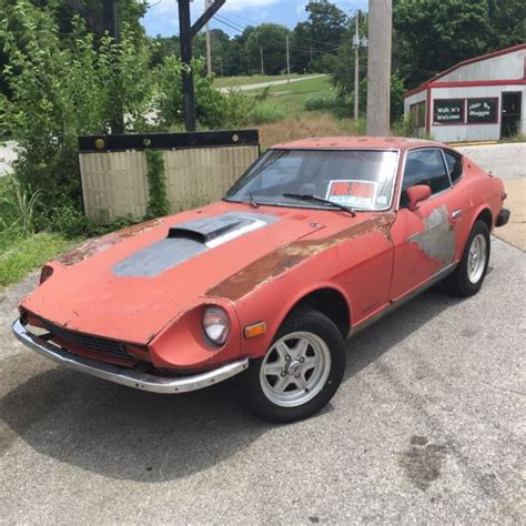 260z Datsun For Sale by 1974 Datsun 260z With 318 V8 Motor For Sale Photos