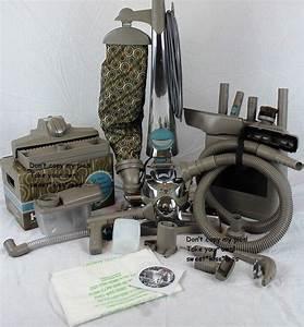 Kirby Sentria 2 Vacuum Cleaner w/ WARRANTY Shampoo ...