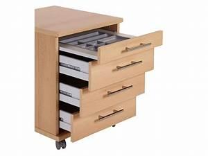 Büromöbel Aus Holz : rollcontainer holz badezimmer das beste aus wohndesign und m bel inspiration ~ Indierocktalk.com Haus und Dekorationen