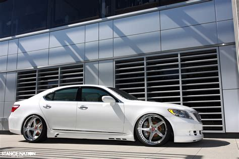 custom lexus custom lexus ls460 presented autoevolution