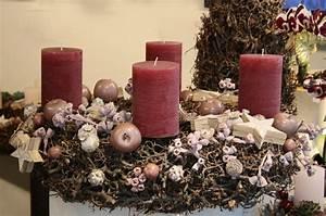 Adventskranz Ideen 2016 : die straussbar florale konzepte adventskranz muss sein jede menge deko ideen ~ Frokenaadalensverden.com Haus und Dekorationen