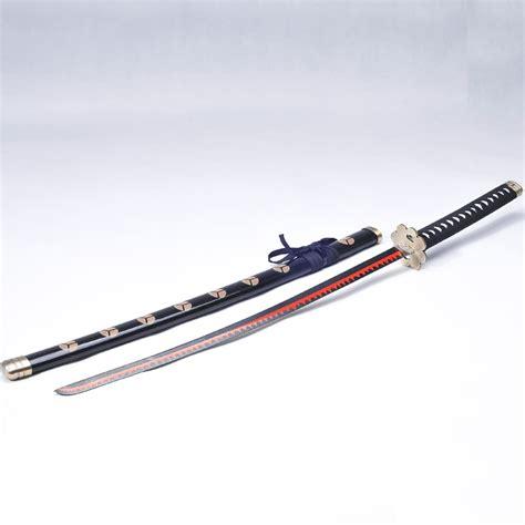 jual pedang samurai katana roronoa zoro shusui dunia pusaka sakti