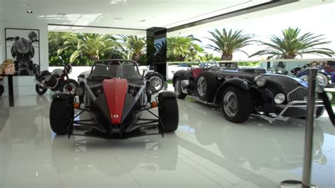 This 0 Million House Comes With Its Own Car Collection